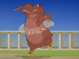 According to my old doctor, I'm Hyacinth Hippo!