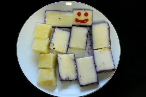 What I'll be looking at every day, when I become an Official Cheese Taster.